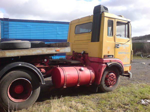 ERF E10 - X Blagden Sheffield