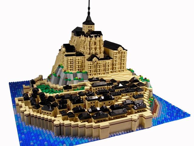 Mont St. Michel 1