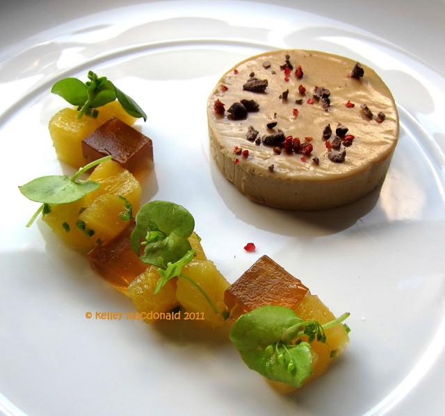 foie gras torchon at prospect in san francisco flickr. Black Bedroom Furniture Sets. Home Design Ideas