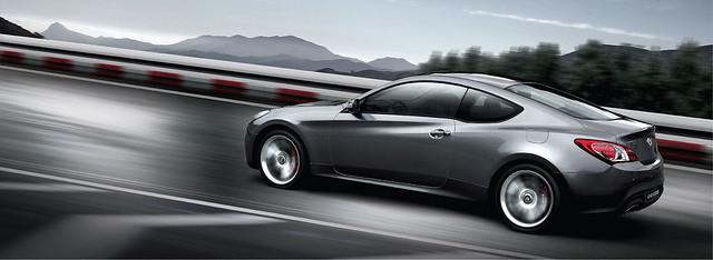 I want it - Genesis coupe (Hyundai, South korea)