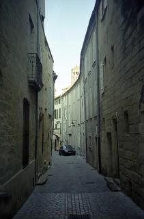 Rue d'Uzes