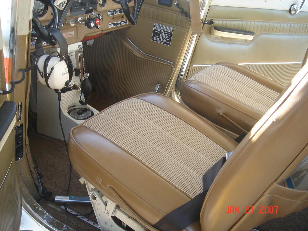 Cessna 172 Interior 001 | Mark Sullivan | Flickr