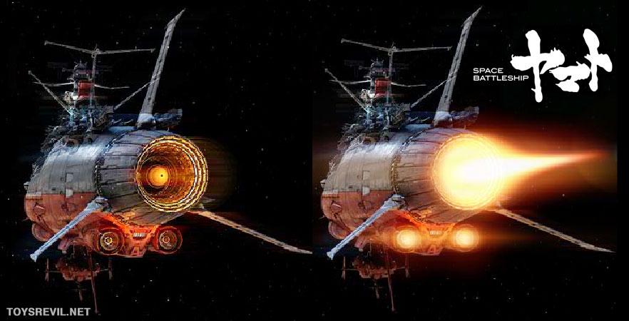 Space Battleship Yamato Live Action Film Trailer