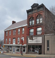 Connellsville Buildings