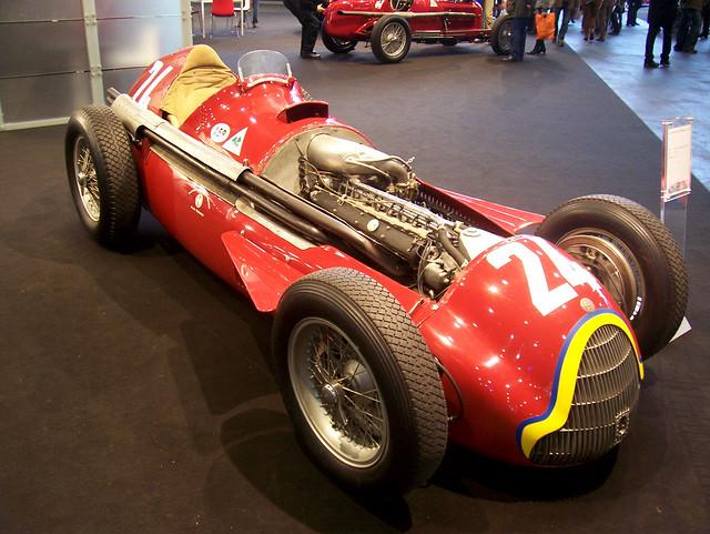 Alfa Romeo Tipo 159 GP 'Alfetta' 1951 -1-