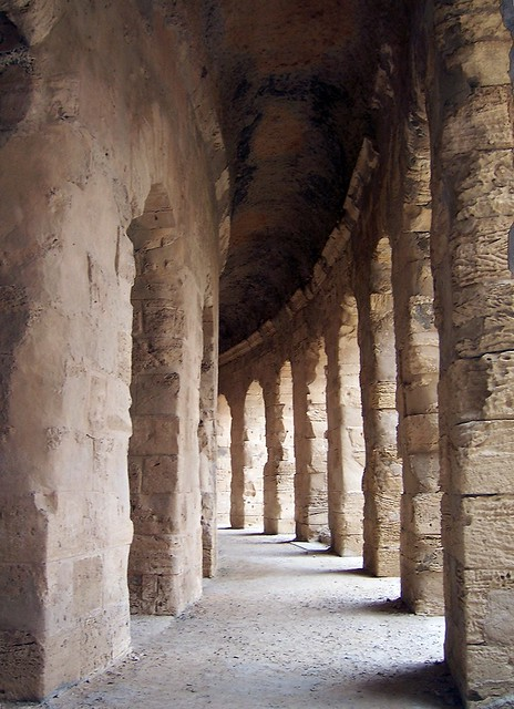 Roman Amphitheatre, El Jem