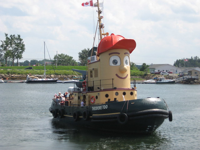 Theodore Tugboat And Tugs Favourites By Goldenhearts33 On Dibujos