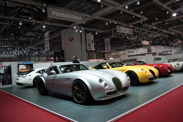 Geneva motorshow salon d 39 auto gen ve flickr photo for Salon d auto geneve