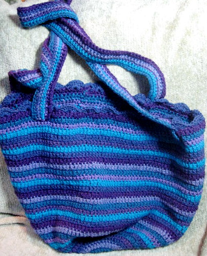 Crochet Bag And Pattern : Attic24 Crochet Market Bag Flickr - Photo Sharing!
