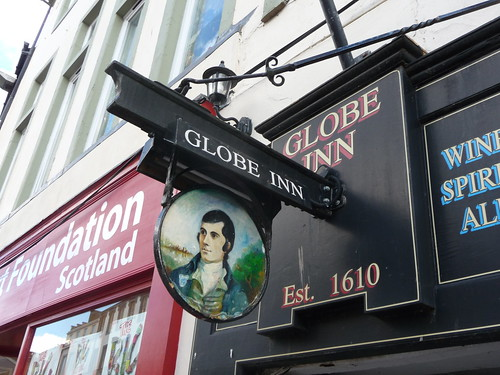 Globe Inn, Dumfries, Scotland