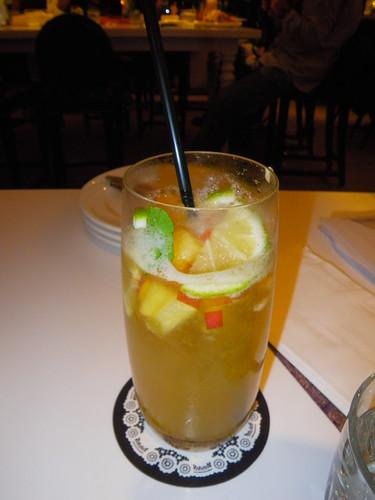 冰釀蜂蜜蘋果茶