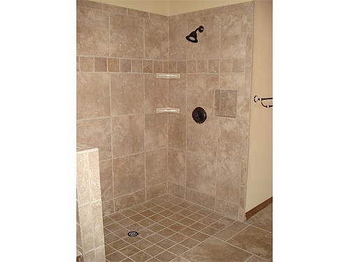Zero Entry Shower In Norman Ok Flickr Photo Sharing