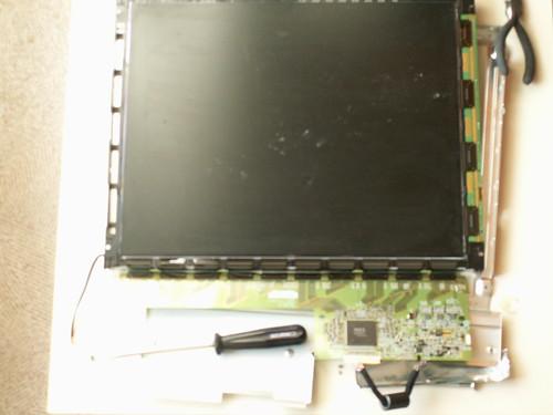 Ein LCD Monitor dem Datensicherheit etwas wert ist 008
