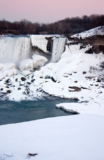 Niagara Falls  - WInter