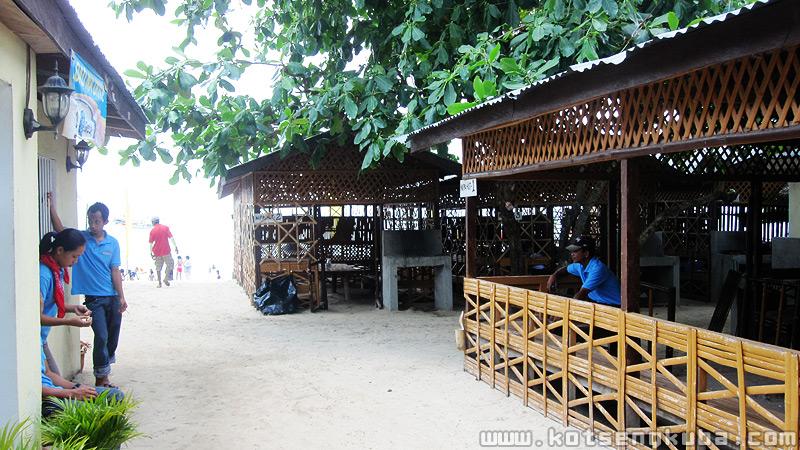 Triple G beach resort