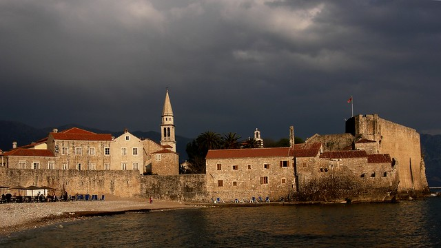 Old Town Budva by CC user olibac on Flickr