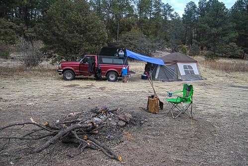 The Final Camp at Mule Creek-e