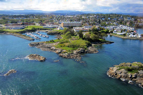 Esquimalt and Victoria West, Greater Victoria, Vancouver Island, British Columbia, Canada