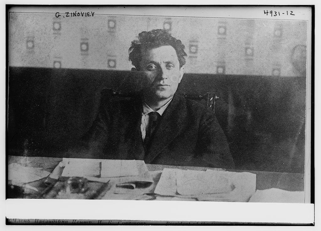G. Zinoviev (LOC)
