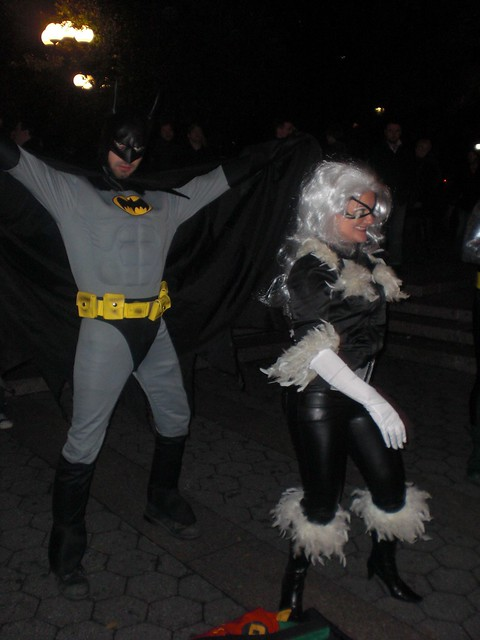 Batman & Black Cat | Flickr - Photo Sharing!