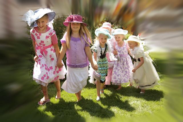 English Tea Dresses