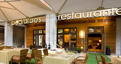 Restaurante pedralbes madrid rincones secretos for Como administrar un restaurante pequeno