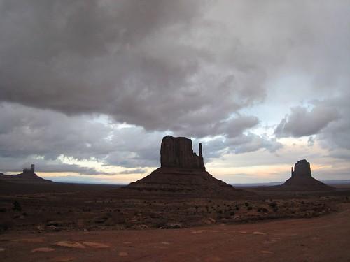 REZ, Monument Valley, Clouds, Arizona, Sout… IMG_1326