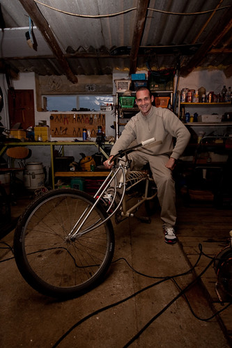 Homemade Chopper Bicycle by Almadi
