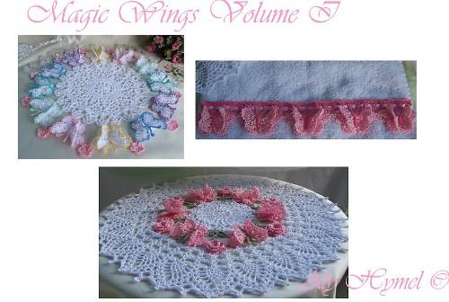 Magic Crochet #9 - 24 Patterns - eCRATER - online marketplace, get
