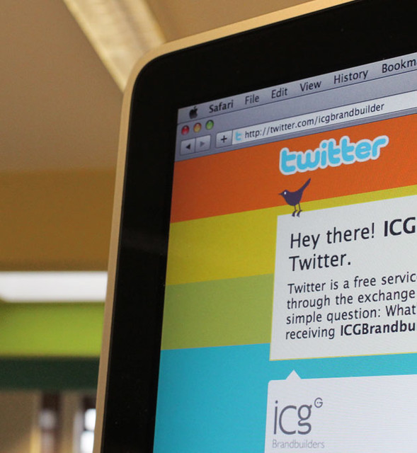 ICG Brandbuilders e-marketing campaigns | Build a digital di