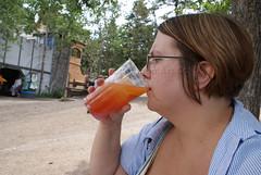 fruit juice drink