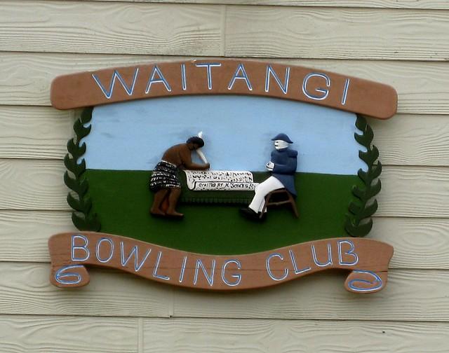 Waitangi Bowling Club