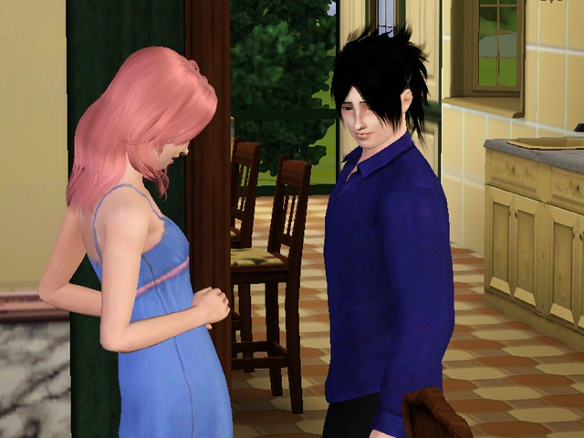 SasuSaku - Pregnant | Flickr - Photo Sharing!