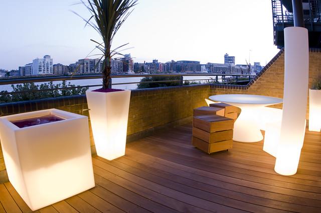 Good Home Design Idea: Rooftop Terrace Design