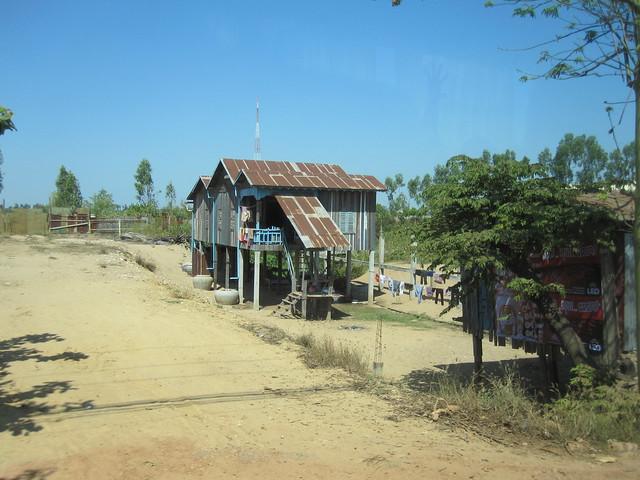 Cambodian rural house flickr photo sharing for Rural housing utah