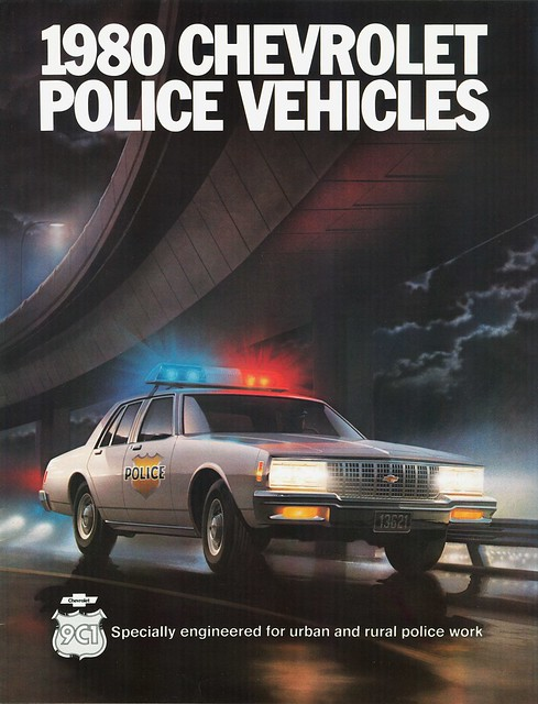 1980 chevrolet police vehicles flickr photo sharing. Black Bedroom Furniture Sets. Home Design Ideas