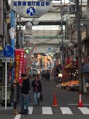 商店街 Shopping street