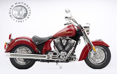 Indian Indian Chief Classic Modell 2010