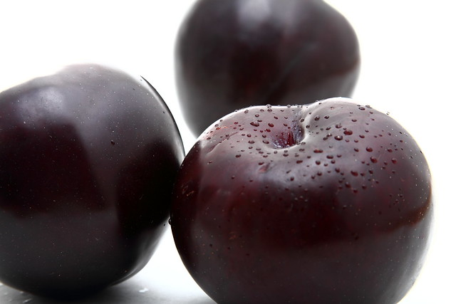 Chilean Black Plums | Flickr - Photo Sharing!