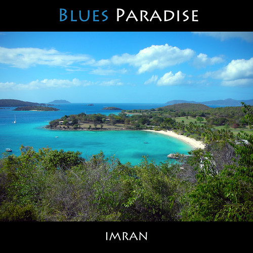 travel blue trees vacation sky inspiration tree green beach nature water clouds square outdoors landscapes nikon marine heaven paradise honeymoon framed peaceful stjohns tranquility romance boating caribbean summertime 2008 imran tranquil virginislands yachting usvirginislands lifestyles trunkbay coth imrananwar