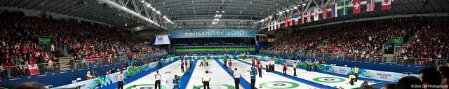 Vancouver 2010 Men's Curling