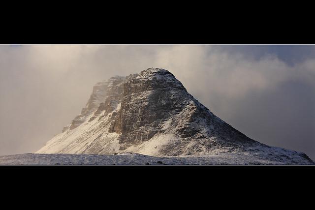 Stac Pollaidh - Northwest Highlands Geopark