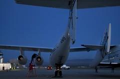 VSS Enterprise Preparing for her First 'Captive Carry' Flight. Credit Mark Greenberg