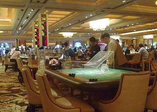 MGMマカオ カジノ1