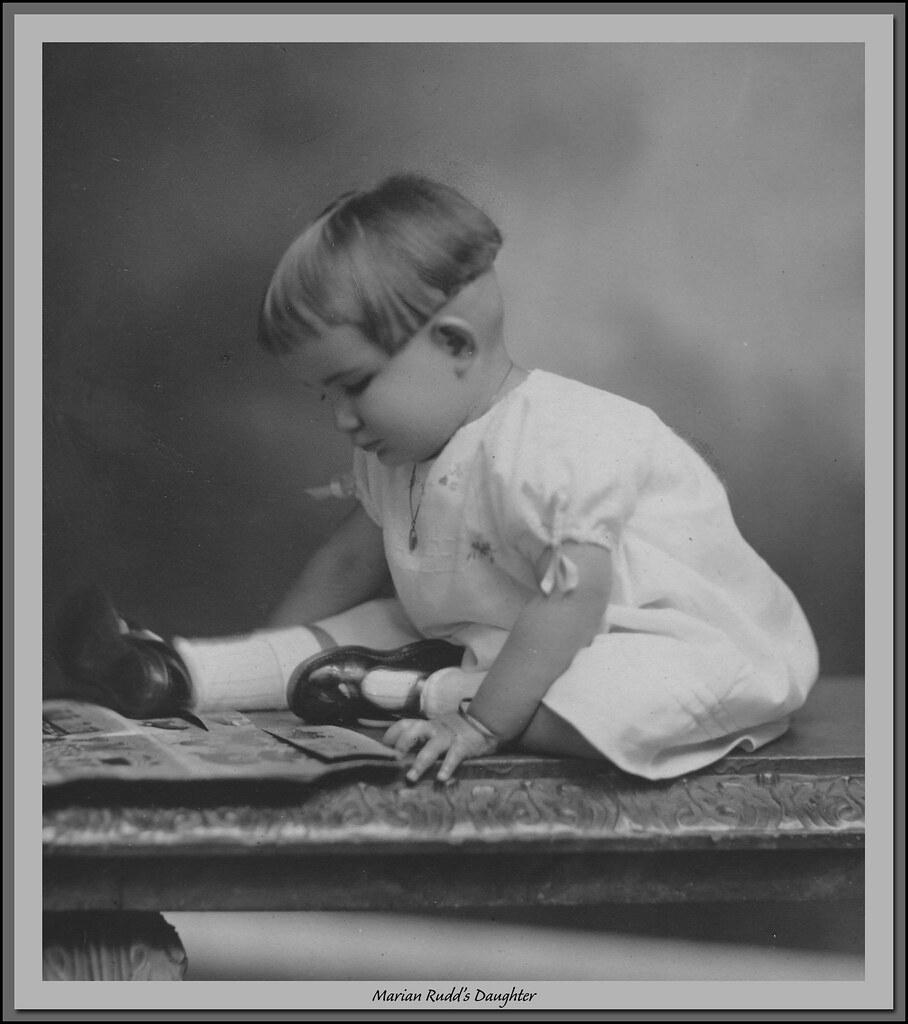 Marian Rudd's Daughter 1