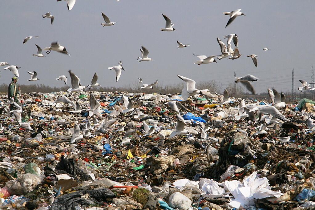 Landfill - Photo credit: iLikeSpoons via Foter.com / CC BY-NC-SA