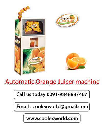 Automatic Orange Juice Extractor The Latter Is True Becaus Flickr