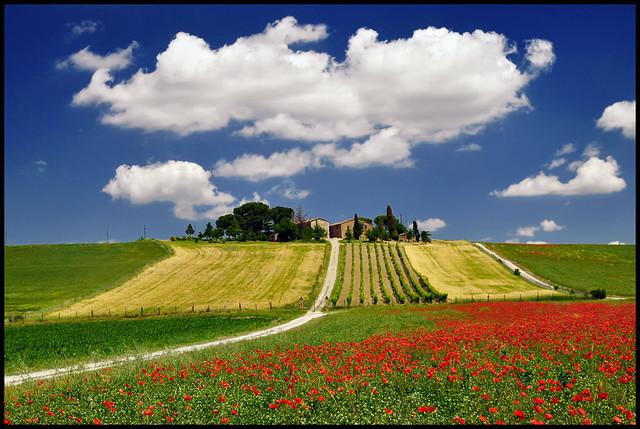 ...a beautiful Fantozzi's cloud...