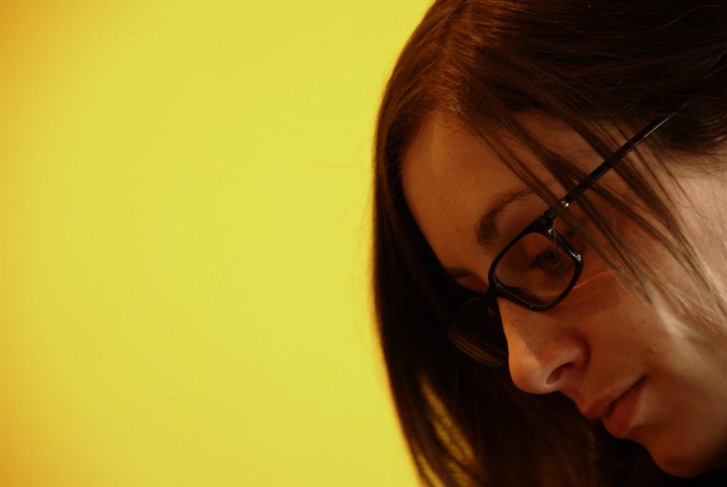 Alejandra thinking II