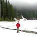 Annette Lake Trail by Urban Disturbance